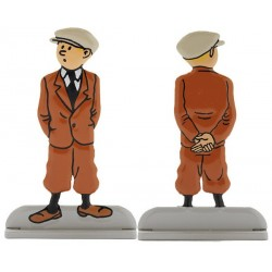 TINTIN RELIEF COULEUR TINTIN ATTEND OREILLE CASSEE 29202