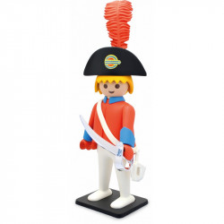 PLAYMOBIL OFFICIER DE LA GARDE