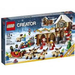 ATELIER DU PERE NOEL LEGO CREATOR 10245