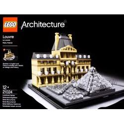 LE LOUVRE LEGO ARCHITECTURE 21024