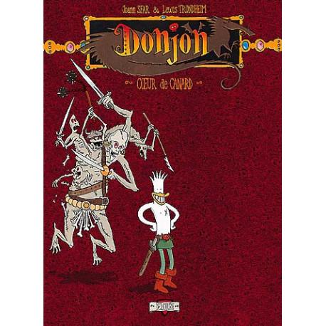 DONJON ZENITH T01 COEUR DE CANARD
