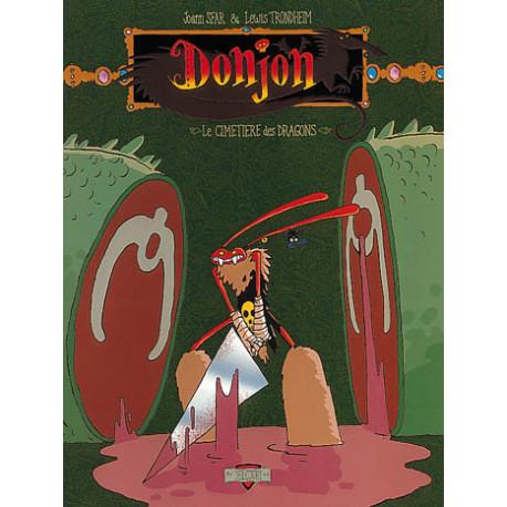 DONJON CREPUSCULE T101 CIMETIERE DES DRAGONS