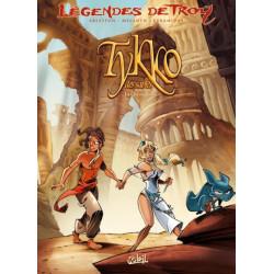 LEGENDES DE TROY - TIKKO DES SABLES T02