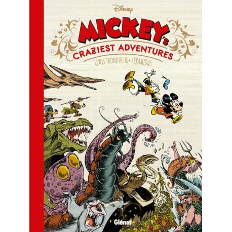 MICKEYS CRAZIEST ADVENTURES - -