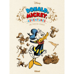 MICKEY AND DONALDS ADVENTURES - COFFRET