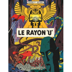BLAKE ET MORTIMER - LE RAYON U