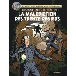 BLAKE ET MORTIMER - LA MALEDICTION TRENTE DENIERS 22 T20