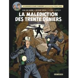 BLAKE ET MORTIMER - LA MALEDICTION TRENTE DENIERS 22 T20