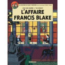 BLAKE ET MORTIMER - T13 - LAFFAIRE FRNACIS BLAKE-EDITION BIBLIOPHILE