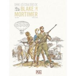 BLAKE ET MORTIMER - T04 - DANS LES COULISSES DE BLAKE  MORTIMER