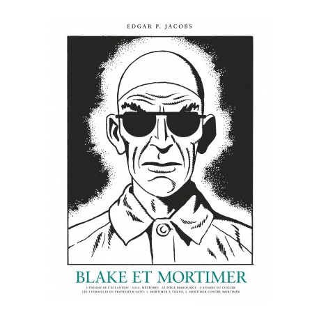 BLAKE  MORTIMER INTEGRALE Volume 8 - TOMES 7 A 12 COLLECTION NIFFLE