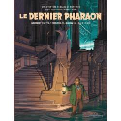 HORS-SERIE BLAKE ET MORTIMER - TOME 11 - DERNIER PHARAON LE