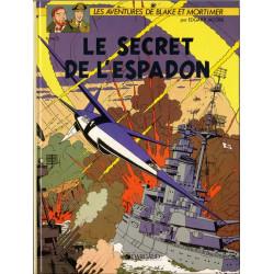 LE SECRET DE LESPADON T3 - BLAKE ET MORTIMER