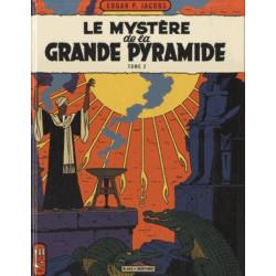 LE MYSTERE GRANDE PYRAMIDE T2 - BLAKE ET MORTIMER - T5