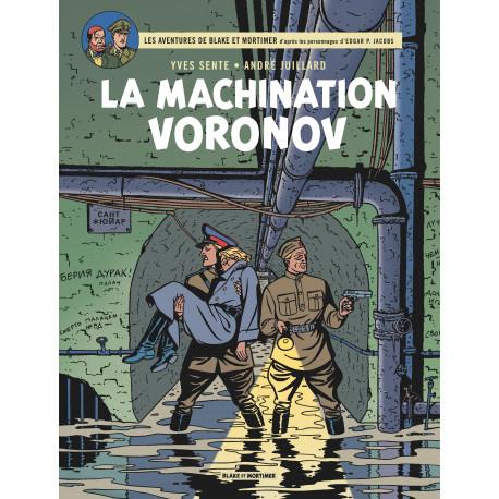 LA MACHINATION VORONOV - BLAKE ET MORTIMER - T14