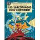 LES SARCOPHAGES DU 6E CONTINENT T2 - BLAKE ET MORTIMER - T17