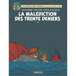 BLAKE ET MORTIMER - LA MALEDICTION DES TRENTE DENIERS 12 T19