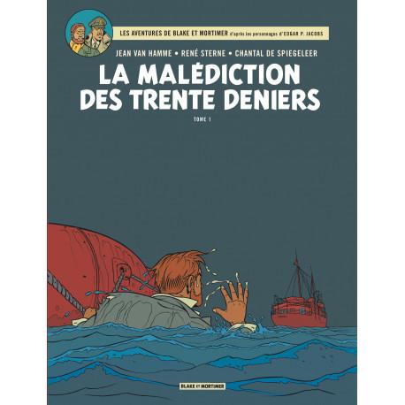 BLAKE ET MORTIMER - LA MALEDICTION DES TRENTE DENIERS 12 T19