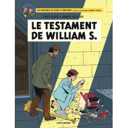 LE TESTAMENT DE WILLIAM S - BLAKE ET MORTIMER - T24
