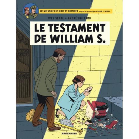 LE TESTAMENT DE WILLIAM S - BLAKE ET MORTIMER - T24