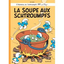 SCHTROUMPFS DUPUIS - LES SCHTROUMPFS - TOME 10 - LA SOUPE AUX SCHTROUMPFS