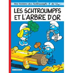 LES SCHTROUMPFS LOMBARD - TOME 29 - LES SCHTROUMPFS ET LARBRE DOR