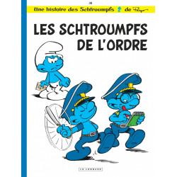 LES SCHTROUMPFS LOMBARD - TOME 30 - LES SCHTROUMPFS DE L ORDRE