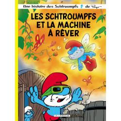 LES SCHTROUMPFS LOMBARD - TOME 37 - LES SCHTROUMPFS ET LA MACHINE A REVER