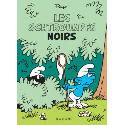 LES MINI-RECITS SCHTROUMPFS - TOME 1 - LES SCHTROUMPFS NOIRS