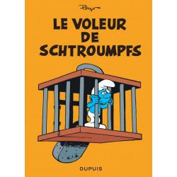 LES MINI-RECITS SCHTROUMPFS - TOME 2 - LE VOLEUR DE SCHTROUMPFS