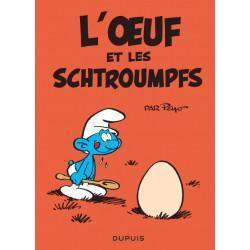LES MINI-RECITS SCHTROUMPFS - TOME 3 - L OEUF ET LES SCHTROUMPFS