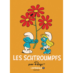 LES SCHTROUMPFS - L INTEGRALE - TOME 1 - LES SCHTROUMPFS INTEGRALE 1958-1966