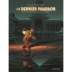 HORS-SERIE BLAKE ET MORTIMER - TOME 1 - LE DERNIER PHARAON - VERSION BIBLIOPHILE