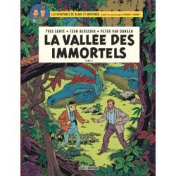 BLAKE ET MORTIMER - BLAKE  MORTIMER - TOME 26 - LA VALLEE DES IMMORTELS - TOME 2 - MILLIEME BRAS