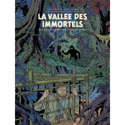 BLAKE ET MORTIMER - BLAKE  MORTIMER - TOME 26 - VALLEE DES IMMORTELS LA - TOME 2 - EDITION BIBLIO