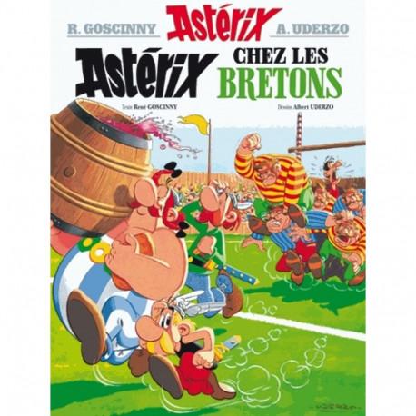 ASTERIX 8 CHEZ LES BRETONS