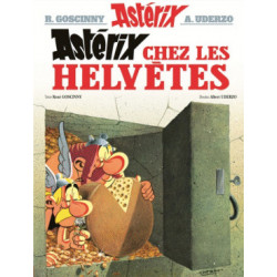 ASTERIX 16 CHEZ LES HELVETES