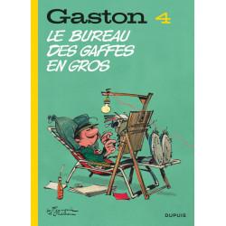 GASTON EDITION 2018 - TOME 4 - LE BUREAU DES GAFFES EN GROS EDITION 2018