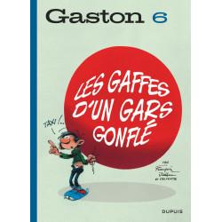 GASTON EDITION 2018 - TOME 6 - LES GAFFES DUN GARS GONFLE EDITION 2018