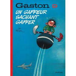 GASTON EDITION 2018 - TOME 9 - UN GAFFEUR SACHANT GAFFER EDITION 2018