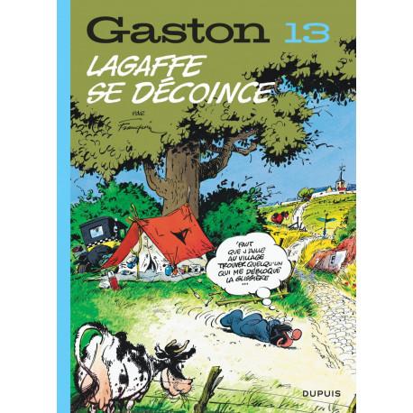 GASTON EDITION 2018 - TOME 13 - LAGAFFE SE DECOINCE EDITION 2018