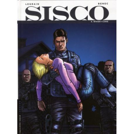 SISCO - T4 - WHISKY-COKE