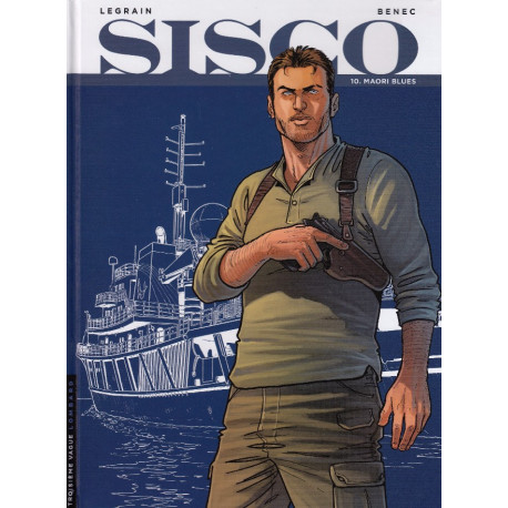 SISCO - T10 - MAORI BLUES