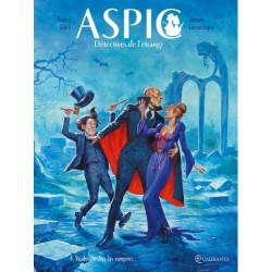 ASPIC DETECTIVES DE LETRANGE T4 - VAUDEVILLE CHEZ LES VAMPIRES