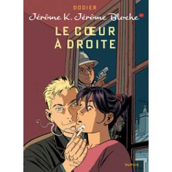 JEROME K JEROME BLOCHE - TOME 11 - LE COEUR A DROITE NOUVELLE MAQUETTE