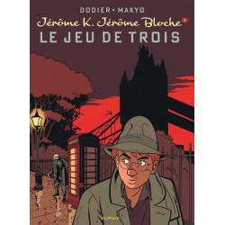 JEROME K JEROME BLOCHE - TOME 5 - LE JEU DE TROIS NOUVELLE MAQUETTE