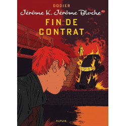 JEROME K JEROME BLOCHE - TOME 20 - FIN DE CONTRAT