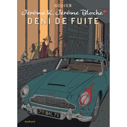 JEROME K JEROME BLOCHE - TOME 21 - DENI DE FUITE NOUVELLE MAQUETTE