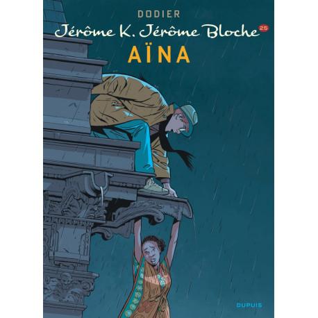 JEROME K JEROME BLOCHE - TOME 25 - AINA