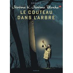JEROME K JEROME BLOCHE - TOME 26 - LE COUTEAU DANS LARBRE